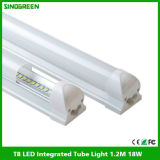 높은 Quality T8 LED Integrated Tube Light LED Tube Lamp 1.2m 18W