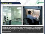 De biologische Schone Bank van de Veiligheid/Laminaire Schone Bank