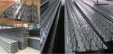 Feuilles galvanisées de Decking d'armature de barres en acier pour les gratte-ciel
