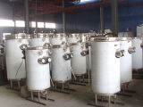 Milk를 위한 Uht Coil Pipe Sterilizer /Sterilization