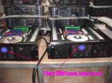 Del sistema de clase superior del PA Pk6000 amplificador de potencia audio 1800watts