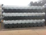 BS1387 clase B tubos galvanizados 1 pulgada