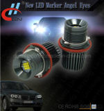 E39 o tipo anjo do marcador do diodo emissor de luz de 45W 9LED Eyes a luz do carro para BMW