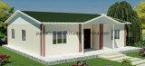 خفيفة فولاذ اللون الأخضر يصنع منزل