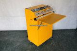 Type mastic de colmatage externe de stand de corps de fer de nourriture de vide