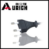 Kc Certificate Made in ChinaHot Sale Korea Standard 2 Pin WS Power Cord für Home Appliances