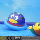 UFO PVC Tarpaulin Durable Floating Inflatable Water 0.6~0.9 mm