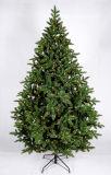Árvore de Natal iluminada da qualidade do OEM da classe fio ao ar livre superior de China