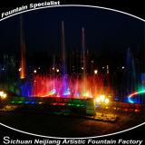 Luces subacuáticas embutidas, luces de la piscina