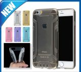 Caja de parachoques flexible del gel suave TPU para el iPhone 6 4.7 ""