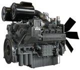 Wudong carga de Turbo Genset 4-Stroke Engine 820kw
