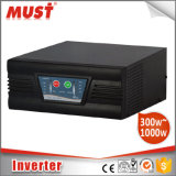 LCD 300W 600W 800W 1000W 순수한 사인 파동 변환장치 충전기
