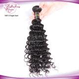 Cabelo humano brasileiro de Remy do Virgin da extensão do cabelo humano do Virgin da fábrica