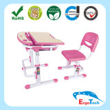 Wooden classique Kid Table Children Study Desk et Chair Set