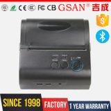 impressora térmica portátil da impressora de 80mm Bluetooth