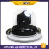 LED 이동하는 헤드 RGBW 세척 빛 종일 비 덮개