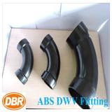 ABS Dwv de um tamanho de 1.5 polegadas que cabe a curvatura longa da varredura 1/4