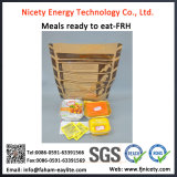 saco individual do calefator do alimento Flameless de Mre do calefator do alimento da ração 50g