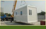 6メートルの鋼鉄プレハブの容器の家