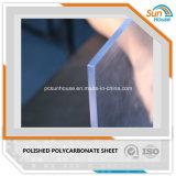 Pezzi di precisione del policarbonato che elaborano e che montano strato polacco
