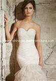 Платье венчания Trumpet Mermaid Tulle сборок сатинировки lhbim самого лучшего продавеца Mori Lee Morilee (Dream-100075)