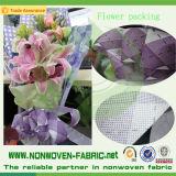 Высокое качество и напечатанная низкой ценой Nonwoven ткань