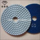 Wd-5 Wet Diamond Polishing Pad para Granito de Mármore