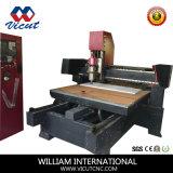 Vector de calidad superior que mueve la máquina del ranurador del CNC del grabador del CNC