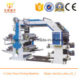 Экономичная печатная машина 4 цветов Flexographic