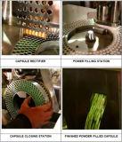 Máquina de enchimento durável da cápsula da mão do comprimido do baixo custo