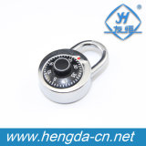 Zink Alloy Color Rotary Dial Combination Lock für Students Chests, Cabinets oder Lockers (YH1262)