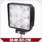"4.3 "" Epistar Flood Beam LED Working Lamp, Auto Driving Light mit E-MARK (CH-WL-031-27W)"