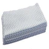 Pano de limpeza não tecido absorvente super da tela