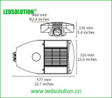 100W LED Street Lamp, CE RoHS Certificate LED Road Light dell'UL