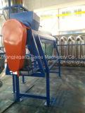 Top Bottle Calidad residuos de PET lavado Línea de Reciclaje