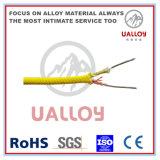 Напечатайте изолированную стеклоткань на машинке e/заплел кабель компенсации термопары
