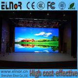 Pantalla a todo color de interior de la consumición P4 LED de las energías bajas