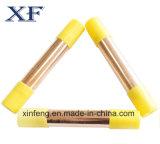 Dessiccateur de filtre d'en cuivre de réfrigération de qualité d'usine, tamis de cuivre