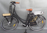 Stadt-elektrisches Fahrrad des Legierungs-Rahmen-250W (JSL 036X)