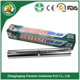 Roulis r3fléchissant de ménage de papier d'aluminium