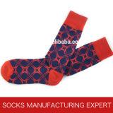 Farbige Mannschafts-Socken der Männer