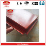Revestimiento de madera de aluminio de la pared de cortina del grano (Jh125)