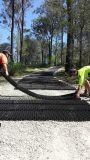 통로 또는 Paving/Car Parking 또는 통로 또는 Golf Course를 위한 조합 Plastic Gravel Grid