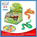 Het kweken van het RubberStuk speelgoed van de Slang met Suikergoed