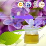 Petróleo esencial de la lavanda orgánica pura del 100%