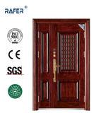 Porta de aço do filho da mãe na porta (RA-S127)