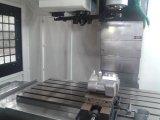 Высокоскоростная филировальная машина CNC для частей металла