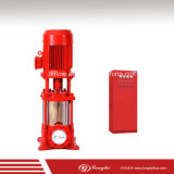 Steel di acciaio inossidabile Vertical Multisatge Pump per Fire Fighting Group