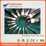 """1/2 """" S (1/2') cabo helicoidal do RF do cabo flexível super"""