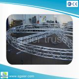 Circle de alumínio Truss para Club Roof Lighting